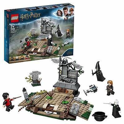 Official LEGO Harry Potter and The Goblet of Fire, Rise of Voldemort (75965)
