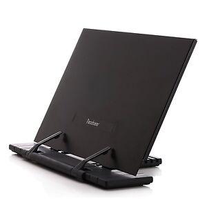 Adjustable Portable Book Document Steel Stand Holder Bookstand Reading Desk