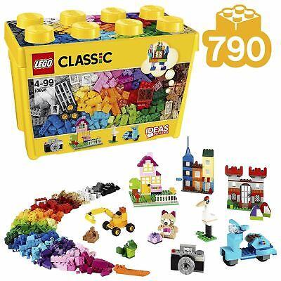 Lego Classic Large Creative Brick Box 790 Pieces