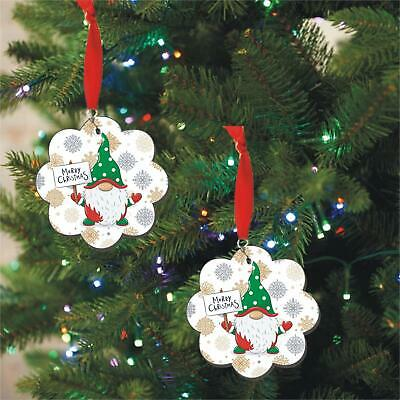 Christmas Decoration Items for Home X-Mas Ornament Kit Hanging Accessories for H