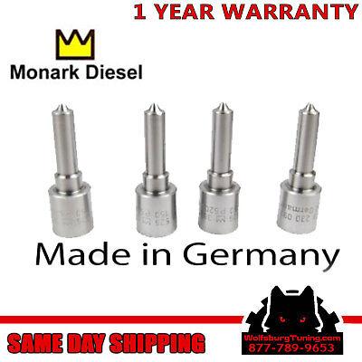 VW Beetle Golf Jetta TDI Injector Nozzles 205s spec ALH AHU Turbo Diesel MK4 MK3 (1999 Vw Beetle Specs)