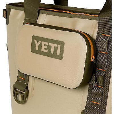 YETI SideKick Hopper Accessory Dry Storage Case Field Tan BRAND NEW!!