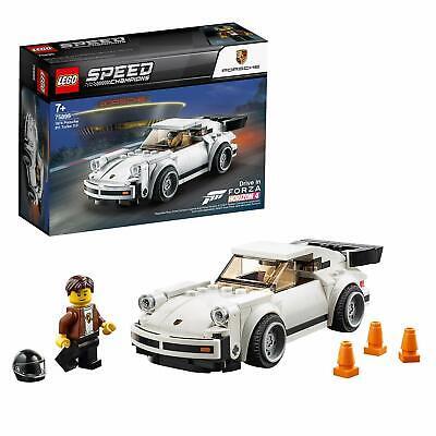 LEGO 75895 Speed Champions 1974 Porsche 911 Turbo 3.0 Forza Horizon 4 Model Car