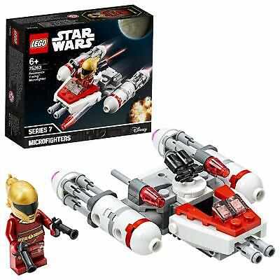 Official LEGO Star Wars Resistance Y-wing Microfighter,Rise of Skywalker (75263)
