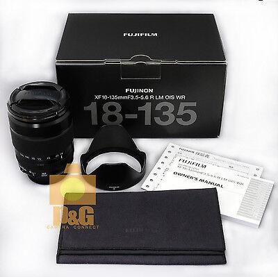 (US) FUJIFILM FUJINON XF 18-135mm F3.5-5.6 R LM OIS WR LENS // No Tax