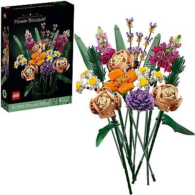 LEGO Flower Bouquet 10280 Building Kit (756 Pieces)  **BRAND NEW FREE SHIPPING**