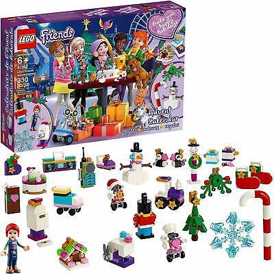 Sealed New LEGO City 41382 LEGO Friends Christmas Advent Calendar 2019 Edition