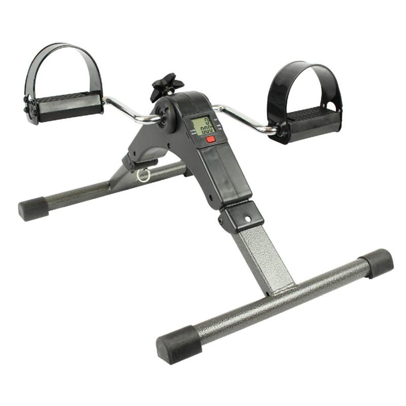 Pedal Exerciser For Seniors Compact Folding and Portable New