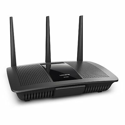 Linksys EA7300 AC1750 Max-Stream MU-MIMO Wifi Router (Certified Refurbished)