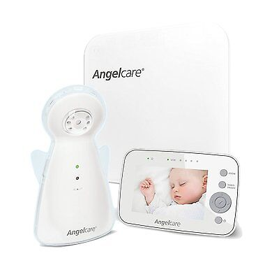 Angelcare AC1300 Digital Video, Movement and Sound Baby Monitor used