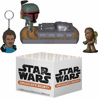 Funko POP! Star Wars Smuggler's #280 Boba Gets His Bounty Cloud City Box SEALED