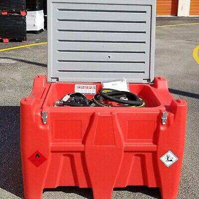 Portable Fuel Tank 116 Gl. Gas
