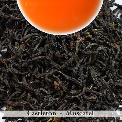 - Darjeeling Tea Second Flush Iconic Castleton Estate 2019 Black Loose Leaf Tea