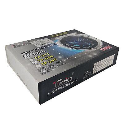 2x Tweeter Altavoces de coche TP-066 Ф28mm 130W de pico