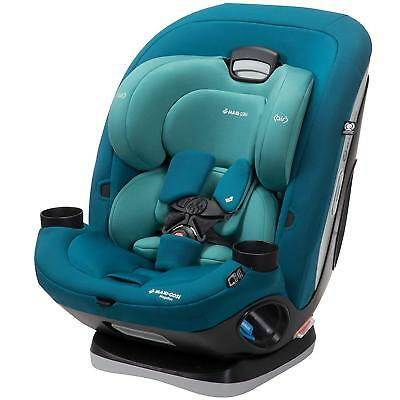Maxi-Cosi Magellan 5-in-1 All-In-One Convertible Car Seat in Emerald Tide New!