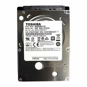 Toshiba 1TB/1000GB 7mm  128MB 6Gbs SATA Notebook Laptop 2.5