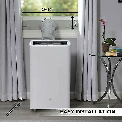GE 4 in 1 portable Air Conditioner 13,000 BTU