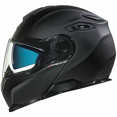 CLOSEOUT SALE NEXX X.T1 Plain Red EXTRA LARGE Full XT1 Motorcycle Helmet XL