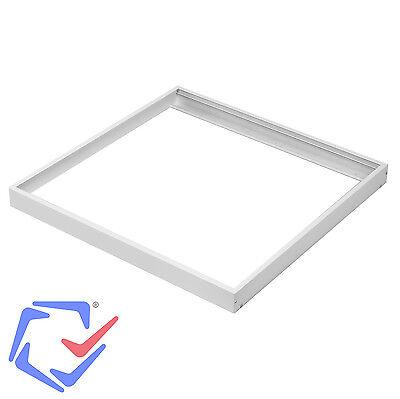 Marco de aluminio para Panel LED 60x60 cm fijar en techo LED4U...