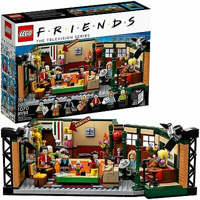 LEGO 21319 Ideas Central Perk Building Kit FRIENDS (1,070 Pieces)