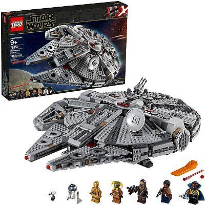 LEGO Star Wars: The Rise of Skywalker Millennium Falcon 75257 (1,351 Pieces)