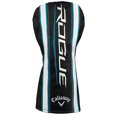 NEW Callaway Golf Rogue Black/White/Blue 460cc Driver Headcover