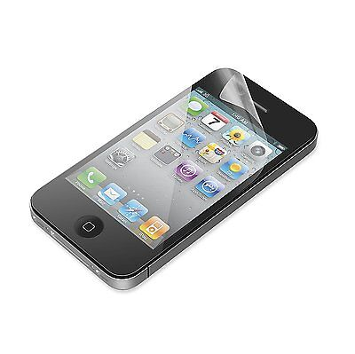 iPhone 4 iPhone 4s Screen Protector Screen Guard Transparent by Belkin 3 Pack ()