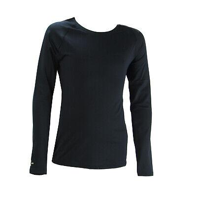 TOMMIE COPPER Girl's Core Long Sleeve Raglan Crewneck T-Shirt Sz L $29.50 NEW - Sleeve Core Raglan