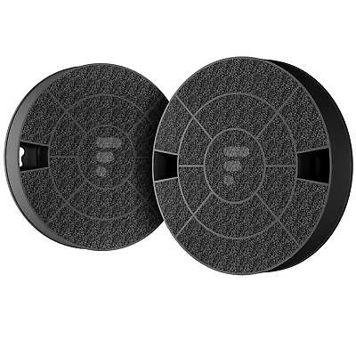 2 x IKEA Cooker Hood Vent Filter Kitchen Range Charcoal Carbon Extractor FIL600