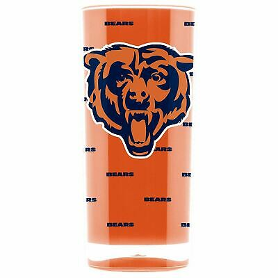 Chicago Bears Tumbler Insulated Acrylic Square Tumbler Cup 16 oz.](Chicago Bears Cup)