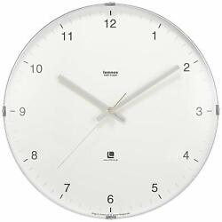 Lemnos North Clock White T1-0117WH Wall Clock JAPAN NEW w/Tracking Free Shipping