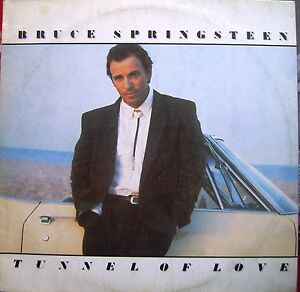 BRUCe SPRINGSTEEN - Tunel of love (press in Poland) - LP - <span itemprop='availableAtOrFrom'>Mikolów, Polska</span> - BRUCe SPRINGSTEEN - Tunel of love (press in Poland) - LP - Mikolów, Polska