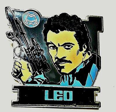 Star Wars Zodiac Mystery Collection  Leo Lando Only Disney Parks  Pin.