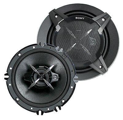 """2) Sony XS-FB1630 6.5"""" 270 Watt 3-Way Car Audio Speakers Ste"""