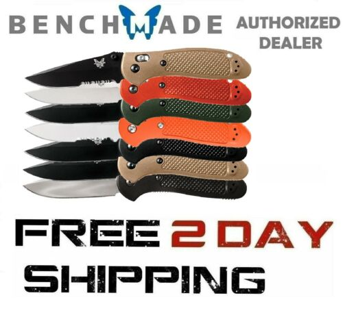 Benchmade PARDUE Griptilian DROP PT GRIP AXS STUD 551 All Variants