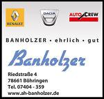 Autohaus Banholzer