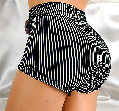 VIP Sissy DRAG HIGH CUT many colors slimming briefs knickers panties M L XL (Drag Pants)