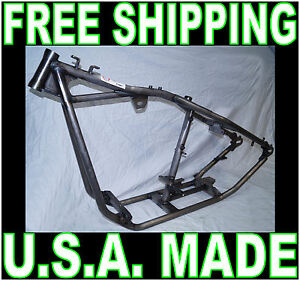 KRAFT TECH RIGID FRAME HARLEY BOBBER CHOPPER CUSTOM U.S.A MADE # K16001