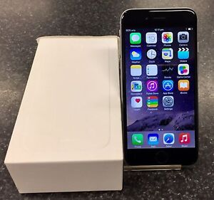 APPLE IPHONE 6 16GB UNLOCKED Lawnton Pine Rivers Area Preview