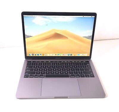 2019 Apple MacBook Pro 13in - Touch Bar - 128 GB SSD - 8 GB RAM - Core i5 - C131