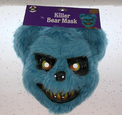 Scary Halloween Mask ~ Killer Bear Mask ~ Costume ~