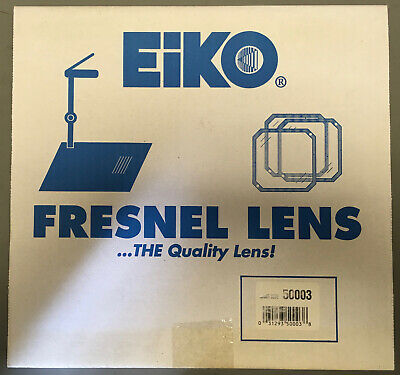 Wiko 50003 Fresnel Lens For Bell Howell Overhead Projector