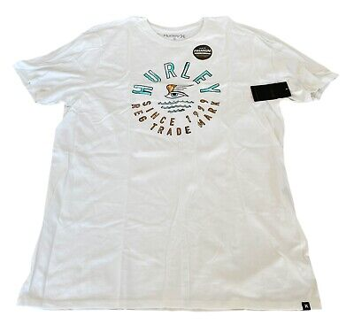 """HURLEY - T-SHIRT -  SIZE """" LARGE"""" - BRAND NEW"""