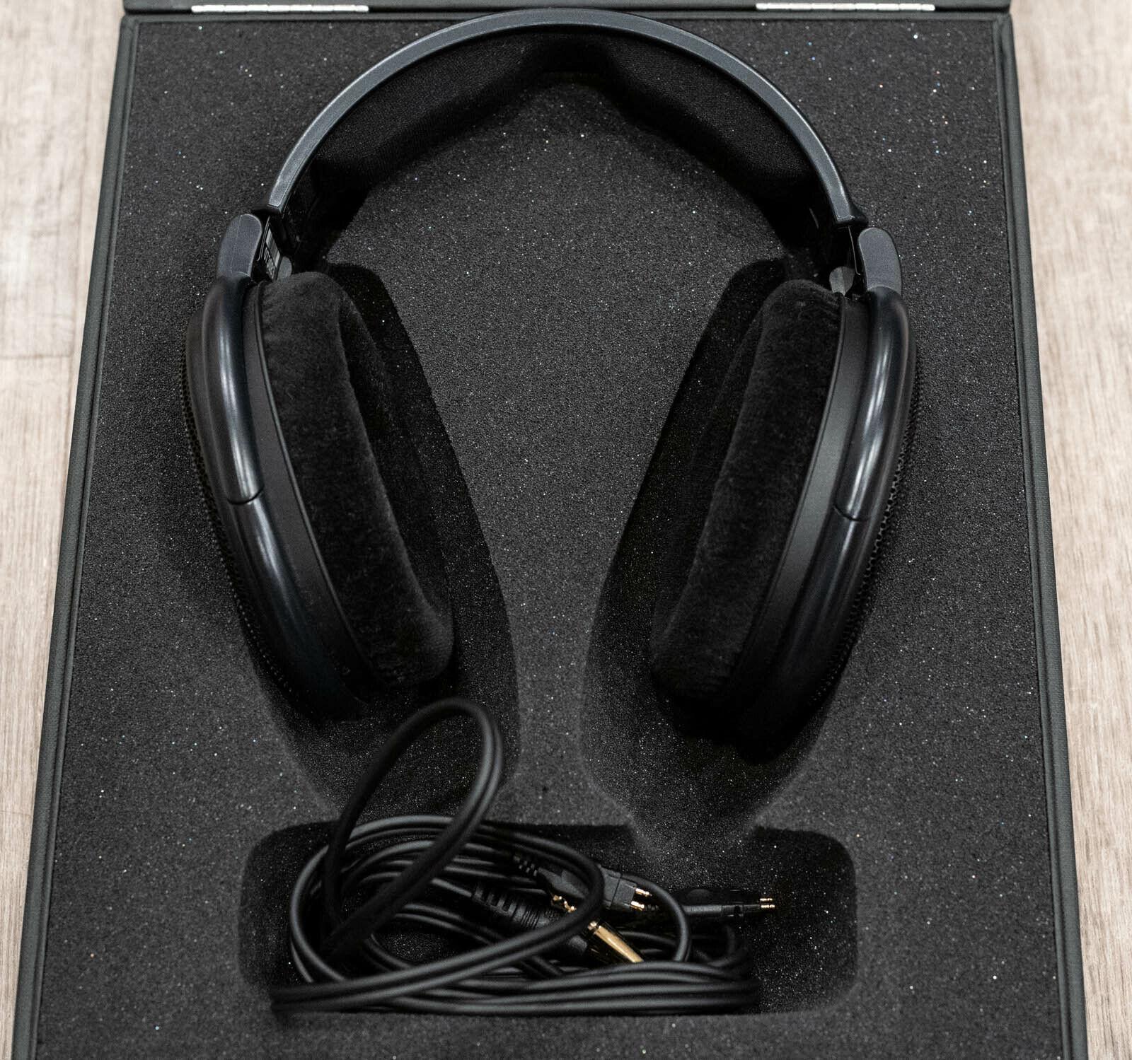 Massdrop X Sennheiser HD 6xx Reference Headphones Over The Ear Audiophile - $191.50