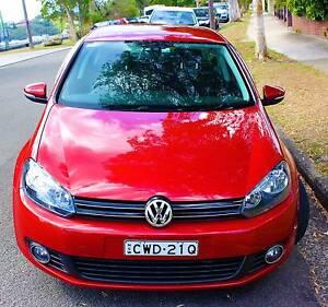 2011 Volkswagen Golf Hatchback St Leonards Willoughby Area Preview