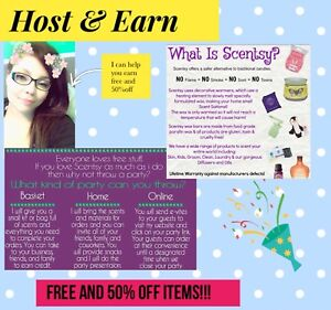 Scentsy Party Host!!!