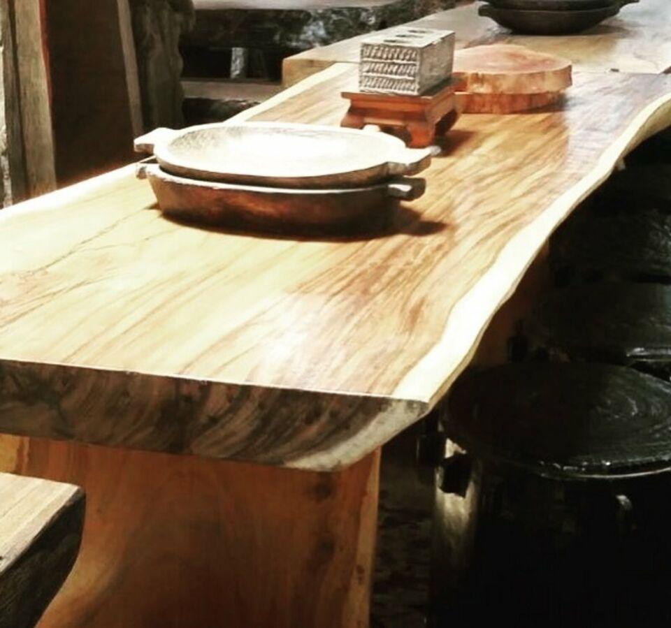 Esstisch Tisch Küchentisch Holztisch Suar Holz Gartentisch