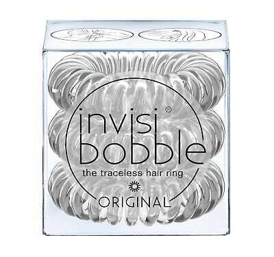 invisibobble Power Traceless Hair Ring Crystal Clear