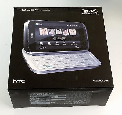 HTC TOUCH PRO 2 GSM UNLOCKED QWERTY KEYBOARD WINDOWS MOBILE (Htc Windows Mobile Phone)