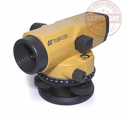 TOPCON AT-B4 AUTOMATIC LEVEL, SURVEYING, SOKKIA, LEICA,TRIMBLE,TRANSIT (Topcon Automatic Level)
